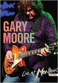 Cover Gary Moore - Live At Montreux 2010 [DVD]